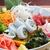 keverék · saláta · hínár · étel · tányér · edény - stock fotó © fanfo