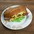 szynka · pomidorów · zielone · Sałatka · jaj · śniadanie - zdjęcia stock © fanfo