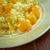 risotto · açafrão · restaurante · tabela · verde · queijo - foto stock © fanfo