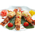 royal tiger shrimps stock photo © fanfo