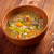 húsleves · leves · hús · konyha · étel · gyöngy - stock fotó © fanfo
