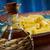 pâtes · nourriture · italienne · isolé · blanche · dîner · olive - photo stock © fanfo