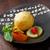 icecream · siroop · witte · plaat · voedsel · ijs - stockfoto © fanfo