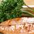 grillés · saumon · légumes · poissons · salade · manger - photo stock © fanfo