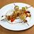 shashlik chicken making roasted stock photo © fanfo