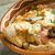 karga · güveç · et · domuz · pastırması · yağ · un - stok fotoğraf © fanfo