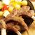 мяса · ягненка · ребро · продовольствие · Салат - Сток-фото © fanfo