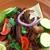 cocido · cerdo · listo · tacos - foto stock © fanfo