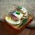 delicatezza · Europa · verde · piatto - foto d'archivio © fanfo