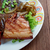 máj · szalonna · edény · grillezett · étel · Egyesült · Államok - stock fotó © fanfo