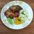 porc · dîner · viande · steak · repas - photo stock © fanfo