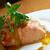 ızgara · somon · sebze · balık · salata · yemek - stok fotoğraf © fanfo