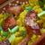 пряный · риса · колбаса · продовольствие · древесины · фон - Сток-фото © fanfo