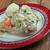 sült · nyúl · zöldségek · közelkép · étel · konyha - stock fotó © fanfo