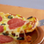 tranche · fromages · pizza · déjeuner · rapide - photo stock © fanfo