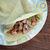 cordeiro · turco · rolar · pão · carne - foto stock © fanfo