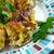 fish dish   roasted fish stock photo © fanfo