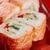 maki sushi   roll made stock photo © fanfo
