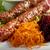 zöldség · kebab · tavasz · kert · barbecue · koktélparadicsom - stock fotó © fanfo