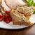 колбаса · овощей · красный · перец · стороны - Сток-фото © fanfo