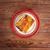 lazanya · mantar · sığır · eti · yukarı · plaka · öğle · yemeği - stok fotoğraf © fanfo
