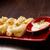 魚 · チップ · 新鮮な · ほうれん草 · はちみつ · 背景 - ストックフォト © fanfo