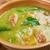 kom · gekruid · Mexicaanse · soep · rustiek · voedsel - stockfoto © fanfo