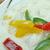pollo · tortilla · zuppa · ciotola · sandwich · caffè - foto d'archivio © fanfo