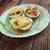 картофель · бекон · сыра · вилка · картофеля - Сток-фото © fanfo