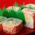 maki · sushi · somon · yengeç · avokado · peynir - stok fotoğraf © fanfo