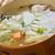tavuk · çorba · çanak · akşam · yemeği · rulo - stok fotoğraf © fanfo