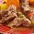 pörkölt · Wisconsin · edény · hús · friss · étel - stock fotó © fanfo