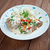 鶏 · キノコ · クリーム · ソース · 子羊 · レタス - ストックフォト © fanfo