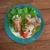 irlandés · cocina · tres · placas · bandera · 3D - foto stock © fanfo
