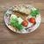 domuz · eti · göbek · salata · sebze · sokak - stok fotoğraf © fanfo