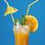 mojito · pomarańczowy · koktajl · czarny · okulary · zielone - zdjęcia stock © fanfo