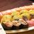 szusi · japán · étel · hajó · hagyományos · hal · étterem - stock fotó © fanfo