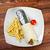 desayuno · carne · de · vacuno · cena · carne · tomate · comida - foto stock © fanfo