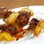 shashlik shish kebab pork and pineapple stock photo © fanfo