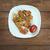 куриные · домашний · жареная · курица · продовольствие · ресторан - Сток-фото © fanfo