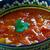 トマト · カレー · スープ · ボウル · 具体的な · テクスチャ - ストックフォト © fanfo