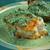 hal · sültkrumpli · salsa · mártás · közelkép · vízszintes - stock fotó © fanfo
