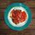 domates · fesleğen · kaşık · otlar · baharatlar · temel - stok fotoğraf © fanfo