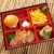 japanese bento lunch box of fast food with with porksandwich and vegetable stock photo © fanfo
