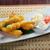 prawn ebi tempura bowl stock photo © fanfo