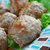 húsgombócok · finom · török · házi · zöld · hús - stock fotó © fanfo