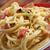 spaghetti · kom · ei · restaurant · kaas · pasta - stockfoto © fanfo