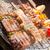 日本語 · 肉 · 食品 · 中心 · 鶏 - ストックフォト © fanfo