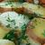 deep south german style potato salad stock photo © fanfo