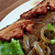 肝臓 · ベーコン · 皿 · 焼き · 食品 · 米国 - ストックフォト © fanfo